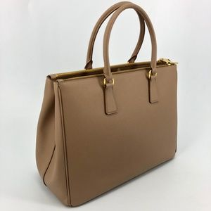 ac4bb2d0052f Prada Bags - Prada Double Zip Tote